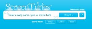 Encuentra las canciones de películas
