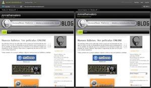 Visualiza tu página web en distintos navegadores